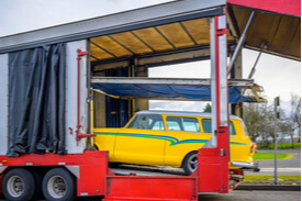 Car Shipping From Jacksonville To Nashville, TN