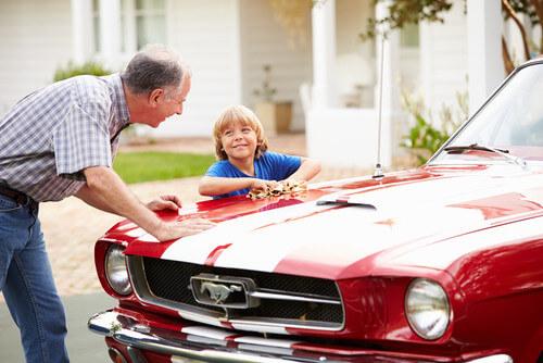 classic cars auto transport