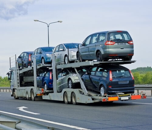 Los Angeles to Houston auto shipping services