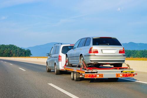 car trailer rental