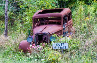 Junk Cars for Money: An unexpected income source