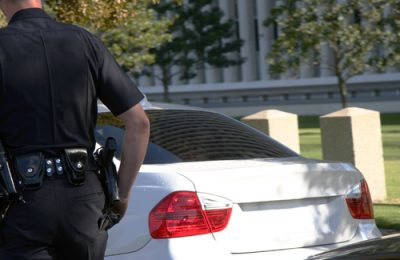 Moving Violation: Overview of Traffic Tickets
