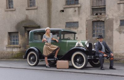 Bonnie and Clyde Car: The Relic of a True Love / True Crime Story