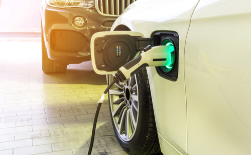 used electric cars