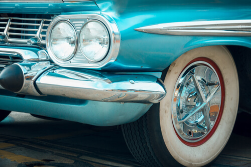 shipping a vintage car