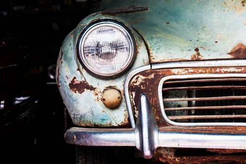 classic car import