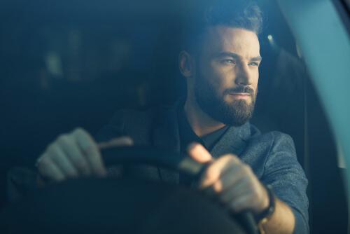 road trip driver
