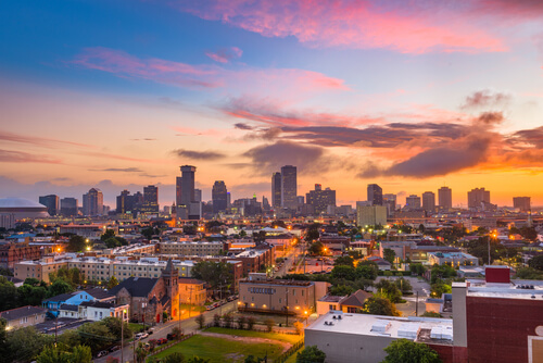 moving to New Orleans