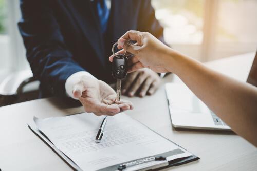 vehicle ownership documents