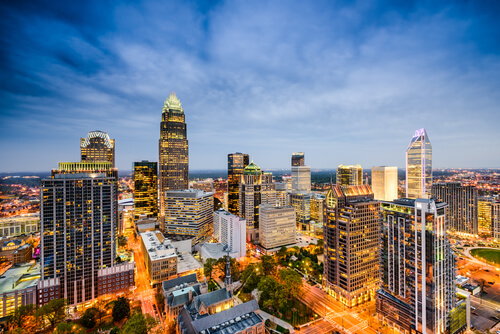 Moving to Charlotte, North Carolina