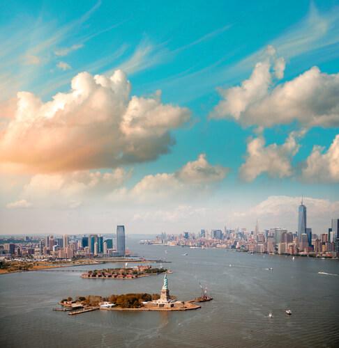 NY / NJ skyline