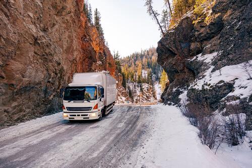 winter car shipping