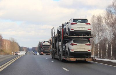 Winter Car Shipping: What to Expect