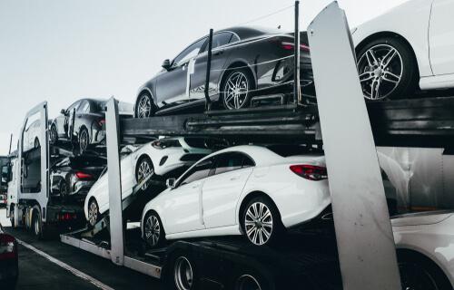 broker to ship cars