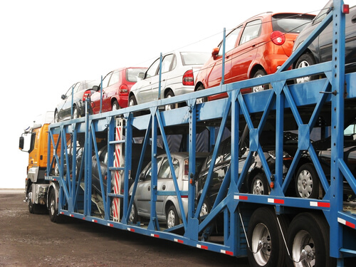 reliable vehicle shipping